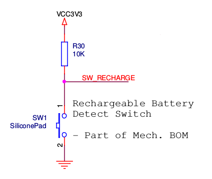 EV3 battery switch schematic